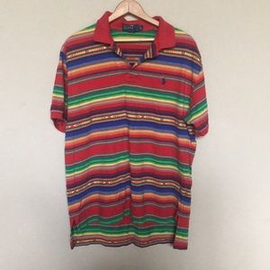 Polo Ralph Lauren Aztec shirt